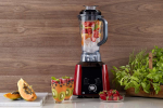 Blender G21 Perfect Smoothie Vitality 1680W. Wysoka moc i obroty. Bordo