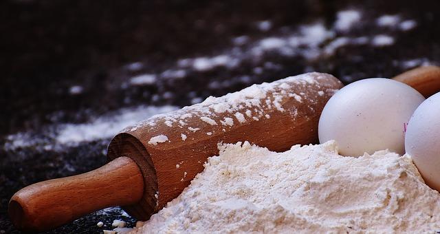 mąka bezglutenowa z blendera
