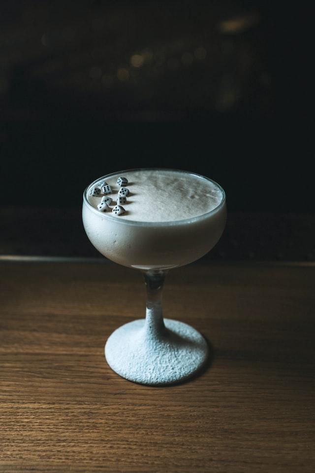 Karnawałowy drink z blendra