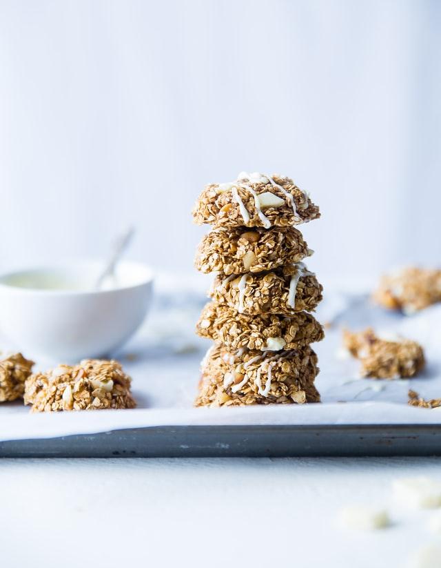 Jak zrobić zdrowe ciasteczka owsiane?